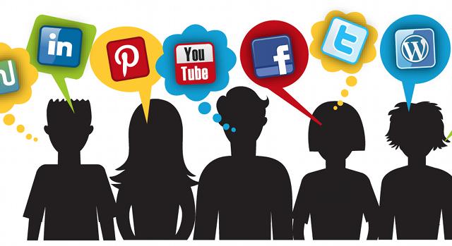 redes sociais Webdionathan
